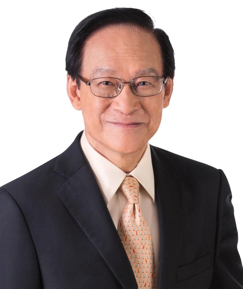 Professor Edward K.Y. Chen, GBS, CBE, JP
